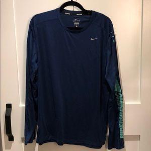 Nike Dri-Fit Long Sleeve Running Top